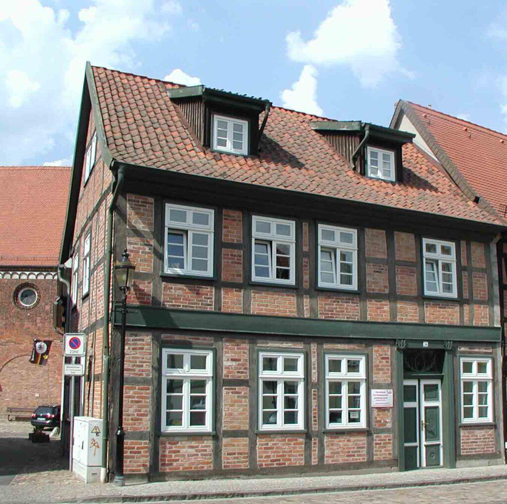 Haus mit Homöopathie-Praxis in Salzwedel